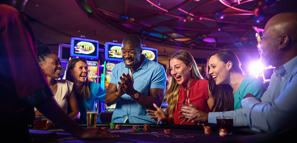 Listed Right Here Are Gambling Techniques Everybody Believes In