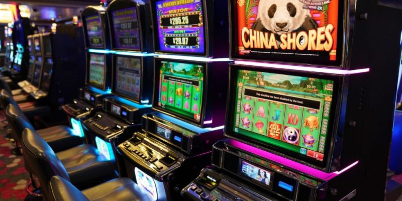 Finding The Perfect Casino